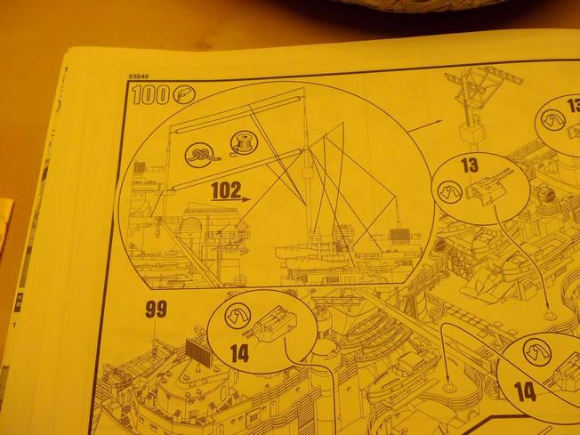 """Battleship """"BISMARCK"""" 1/350 Revell - Page 2 1-3ccbdeb"""