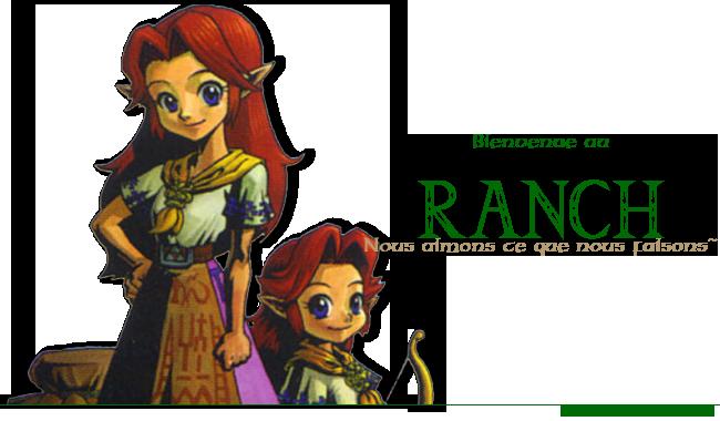 Le Ranch - Lait, Cocotes et montures~ Ranch-3b9aa95