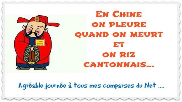 Humoristique Proverbe Chinois Anniversaire.Funny Images Blague Drole Chinois
