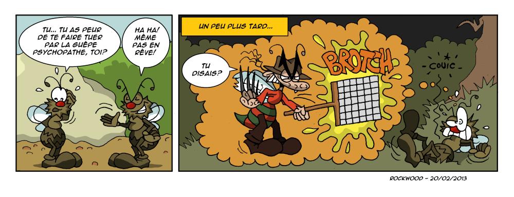 [strips BD] Guêpe-Ride! - Page 10 Img175fredkruegerminicouleur-3c0caf0