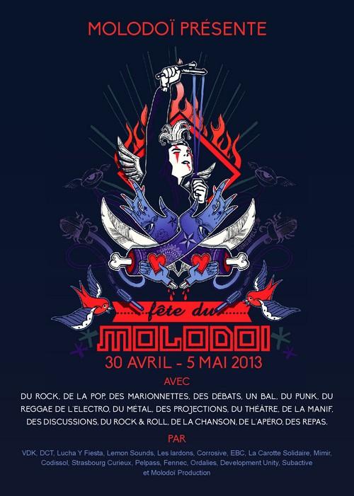 EASTERN BLASTING CREW - Association Strasbourg - Page 2 Affiche-f-te-molodo-2013-3d64ab1