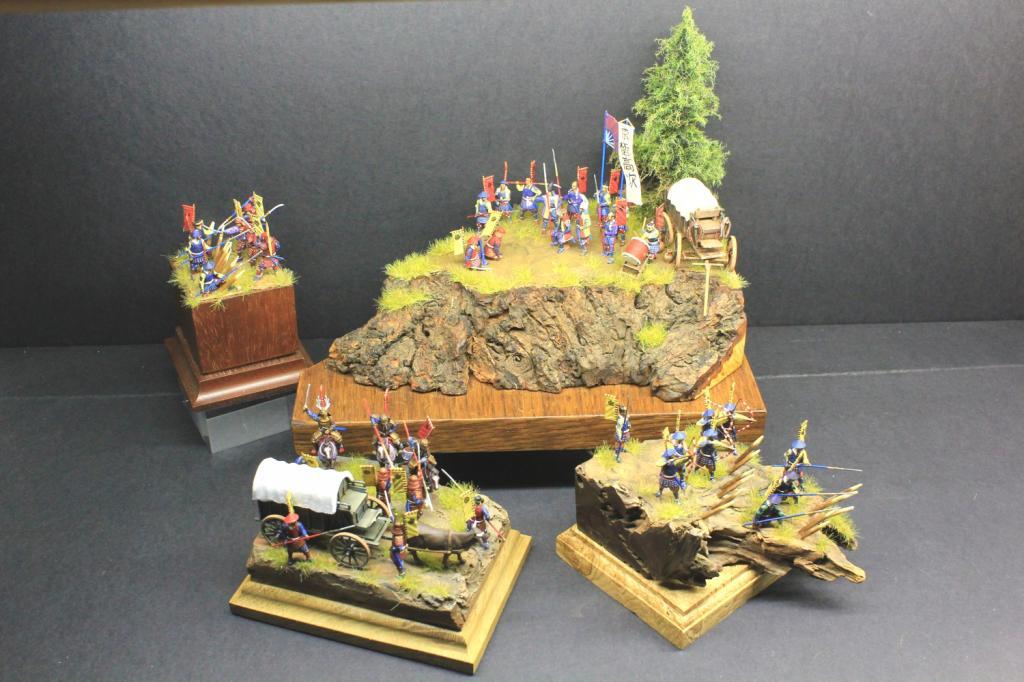 1/72e: La bataille de Sekigahara - 関ヶ原の戦い Img_3493-3ca89a2